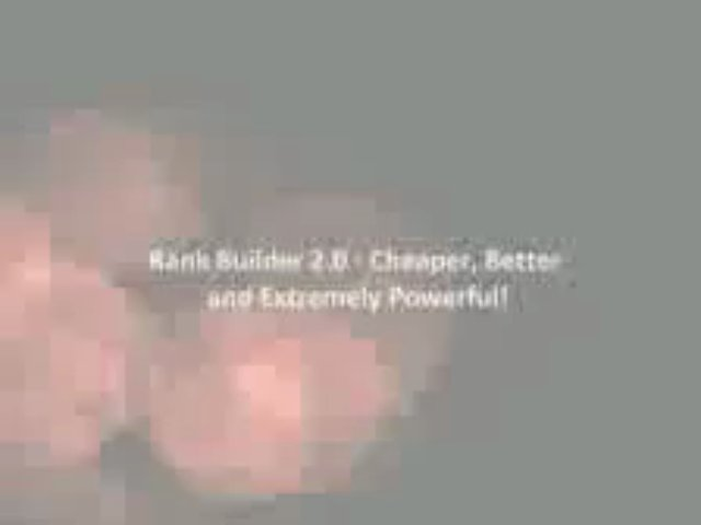 """ Rankbuilder 2.0 SEO & Traffic Generation Software (view mobile)  |  Rankbuilder 2.0 SEO & Traffic Generation Software (view mobile) """