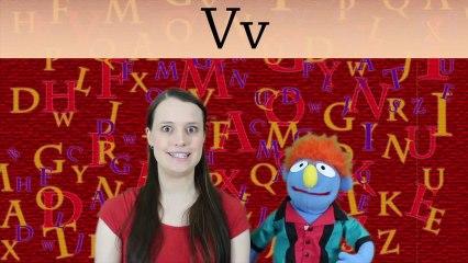 Phonics: The Letter V