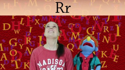 Phonics: The Letter R