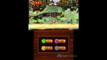 Soluce Donkey Kong Country Returns 3D : 2-B Pirates Pince-Sans-Rire