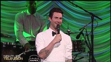 Adam Levine receives President's Award at 61st Annual BMI Pop Awards