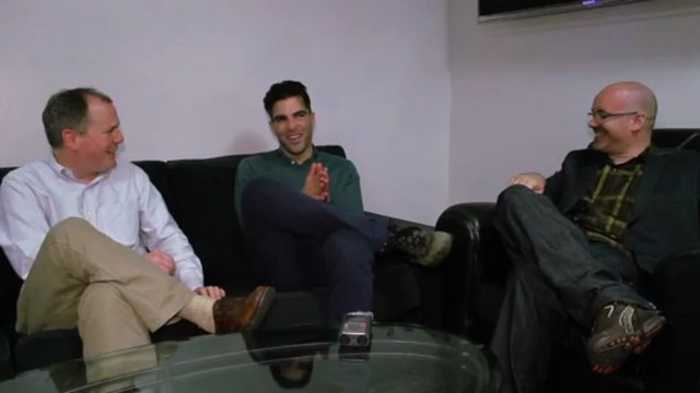 Backstage Pass with Zachary Quinto