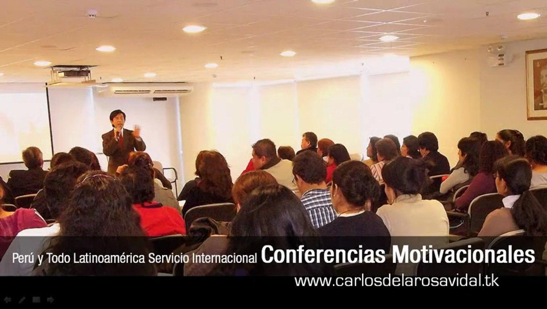 Charla Motivacional Para Trabajadores Del Estado Todo Lima Y Perú