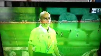 Siena - Milan 1:2 El Shaarawy not on offside vs. Siena 19.05.2013