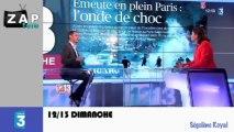 Zapping Actu du 21 Mai 2013 - Baston entres supporters, Marine Le Pen chute dans sa piscine