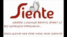 greek lounge beats (part 1)  by giorgos pipikakis