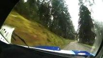 Brunson Rallye TV N°2 rallye Lyon Charbonniéres 2013