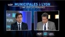 Évènements : Débat primaires UMP pour les municipales à Lyon
