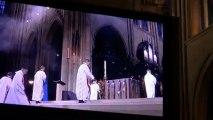 Vigile de Pentecôte 2013 à Notre Dame. Confirmations d'adultes.