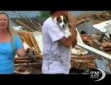 Tornado devasta Oklahoma City: morte e distruzione - VideoDoc. Soccorritori al lavoro per salvare i bambini dalle macerie