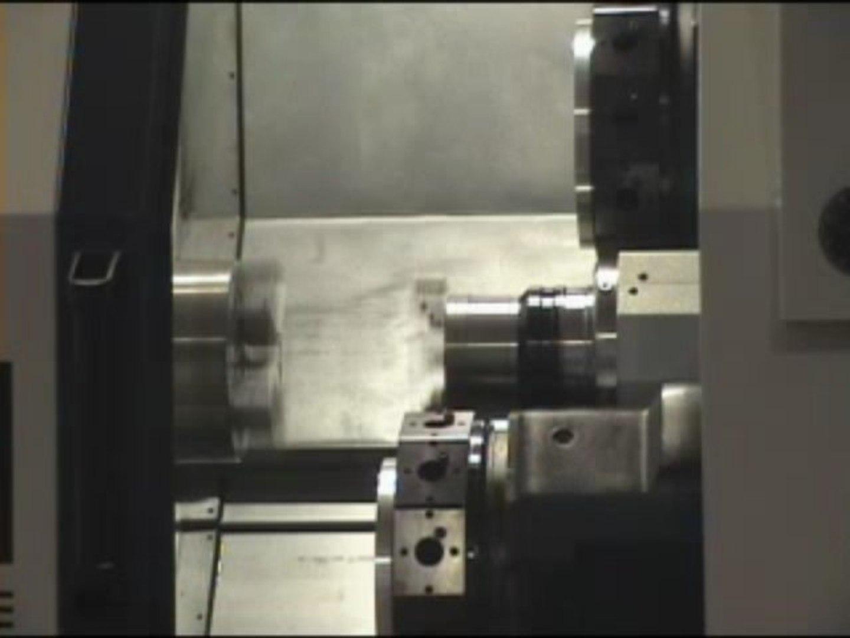 Spinner CNC Takım Tezgahları Fabrikası  - Boşta Eksen Hareketleri