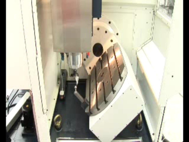 Spinner CNC Takım Tezgahları Fabrikası - U620 Boşta Eksen Hareketleri