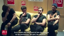 Bastille : Interview RTL2