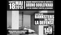 Contre les Banksters, on prend la Défense