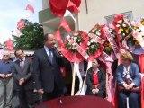 geyve ilçe başkanlığı binası açılışı