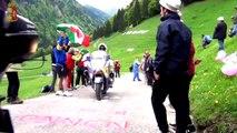 Polizia di Stato - L'officina mobile della Polizia Stradale al Giro d'Italia (20.05.13)