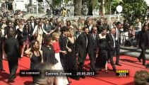 'A Touch of Sin' still favourite at Cannes... - no comment