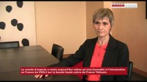 Itw de Catherine Mancini, présidente des comités d'experts cuivre et fibre