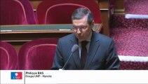 Philippe Bas, Sénateur de la Manche : Aménagement du Mont-Saint-Michel