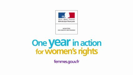 One Year in Action for Women's Rights