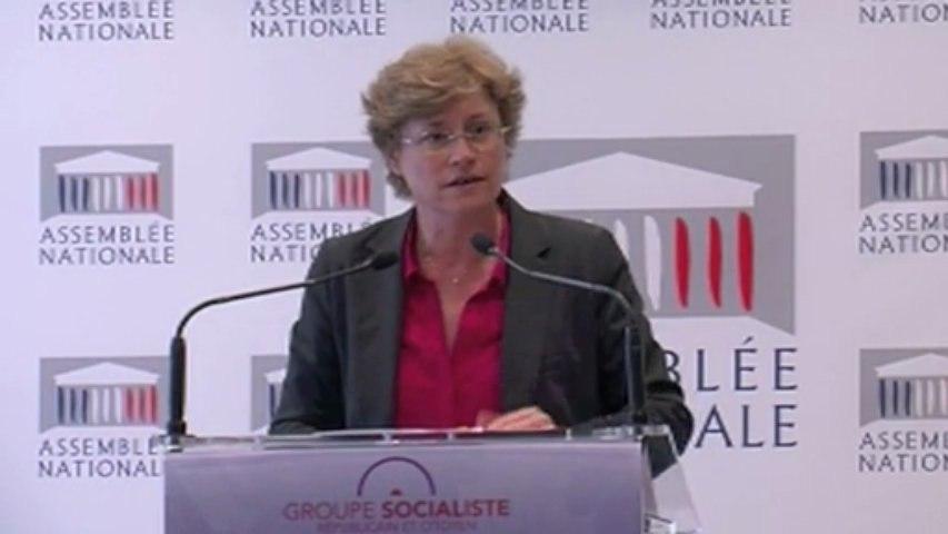 """Annick Lepetit : """"L'Europe par la preuve, par le contenu, par les projets"""""""