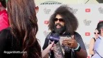 Reggie Watts, Traci Stumpf, RealTVfreaks, YouTube Comedy Week