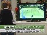 Fijarse como se cargan sus televisores estos adictos a las videoconsolas