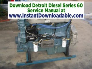 detroit diesel fuel pincher service manual