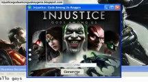 Injustice Gods Among Us Keygen [PS3 - XBOX 360- Wii]