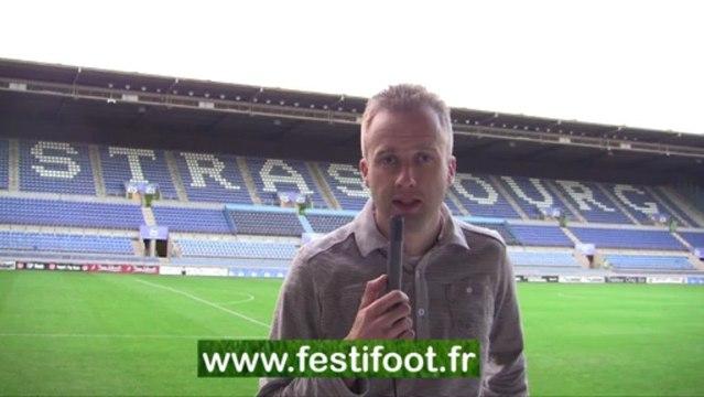 Présentation du Festifoot 2013