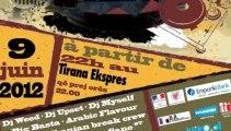 Albania hip hop tour kulture fest 2012- The first hip hop festival in Albania - Teaser