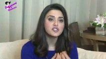 Tete-e-tete with Preity Zinta for ''Ishkq In Paris''