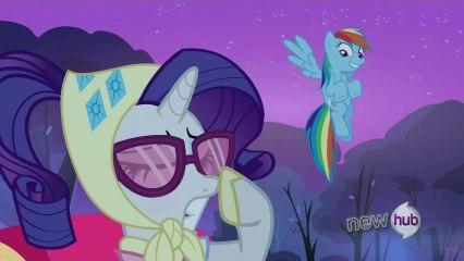 My Little Pony: Friendship is Magic — S03E06 — Sleepless in Ponyville — RUS Anon2Anon
