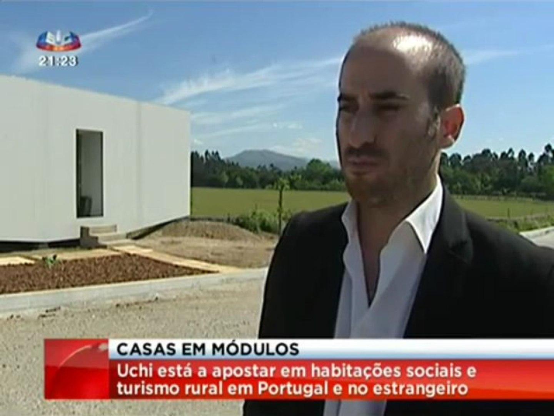 Arquiteto português lança um novo modelo de casa