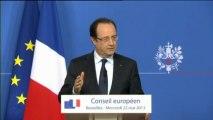 L'Europe s'attaque à l'évasion fiscale et aux paradis fiscaux selon Hollande