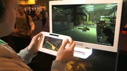 Spécificités du Gamepad de Deus Ex : Human Revolution Director's Cut
