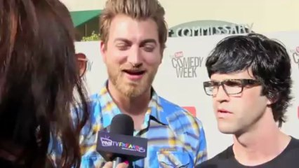 rhett and link rhett mclaughlin link neal youtube comedy week