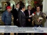 """Presidente de Globovisión tras reunión con Maduro: """"Seguiremos siendo un canal de noticias"""""""