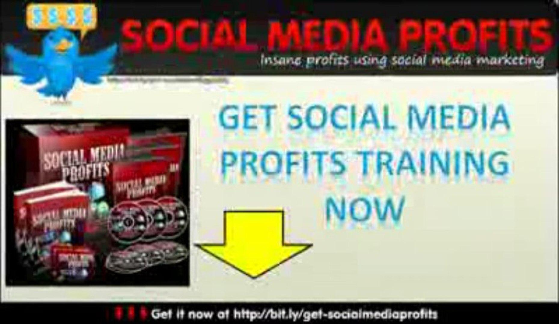 Social Media Profits | Social Media Profits