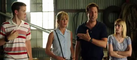 We're The Millers - Trailer VO