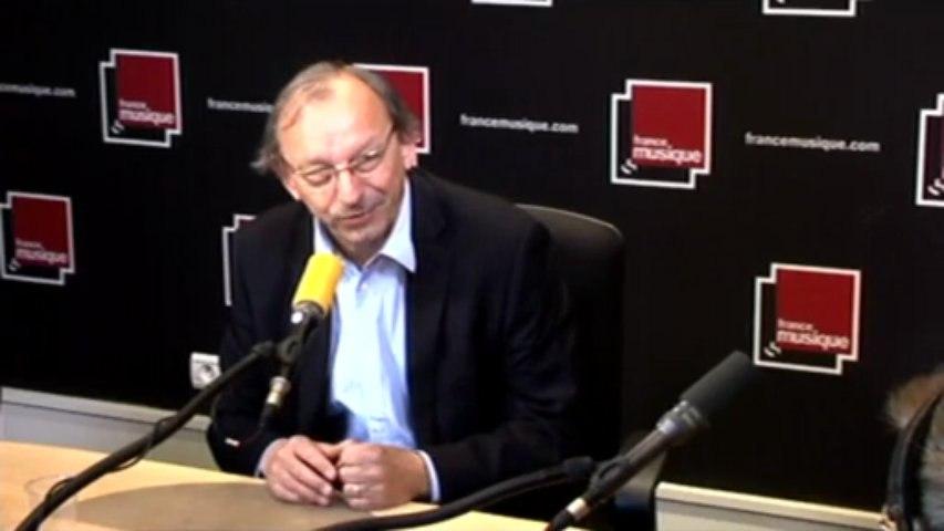 Didier Daeninckx- la Matinale - 23-05-2013