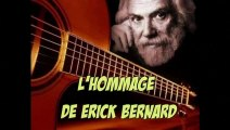 Mort de Moustaki - Puissant hommage de Erick BERNARD