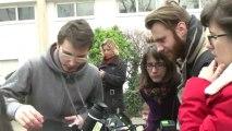 """Making Of du film """" Les préjugés anonymes"""""""