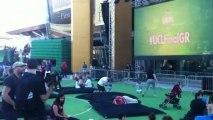 To Contra.gr σε κλίμα τελικού Champions League στο Golden Hall