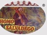 Nando dei Romantici Vagabondi - L'Homo Salvadego Sound (versione dialettale)