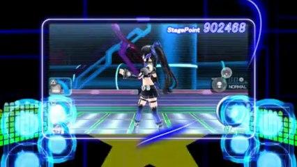 Trailer Personnage Noire de Hyperdimension Neptunia : PP