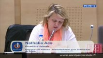Nathalie ACS défend la méritocratie à l'école.