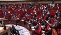 [ARCHIVE] Refondons l'École : réponse de George Pau-Langevin au député Dominique Le Mèner lors des questions au Gouvernement à l'Assemblée nationale, le 22 mai 2013