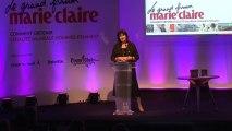 L'intervention en intégralité de Danièle Karniewicz au grand forum Marie Claire contre les inégalités salariales