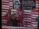 Clash Alain Prost et Ayrton Senna - Archive INA